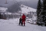 Víkendová škola zima 2005