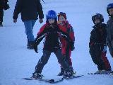 Víkendová škola zima 2006